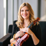 Ashley Rescot violin bio
