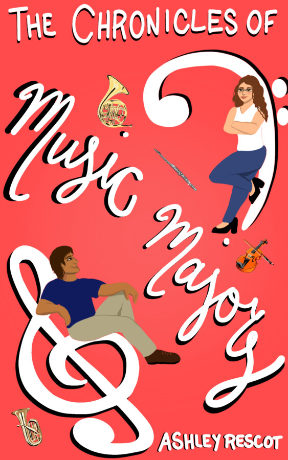 Book Cover: The Chronicles of Music Majors