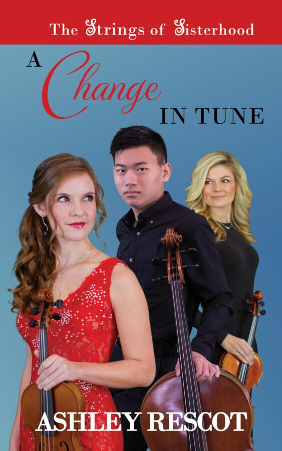 Capa de Livro: A Change in Tune