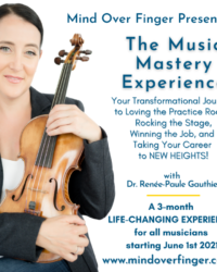 The Music Mastery Experience