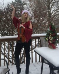 I Want a Stradivarius for Christmas. A Stradivarius is all I Want…