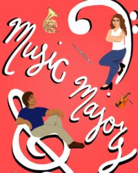 Cover Reveal: The Chronicles of Music Majors