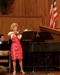 Preparing Advanced Students for Auditions, with Violinist Valerie Sullivan